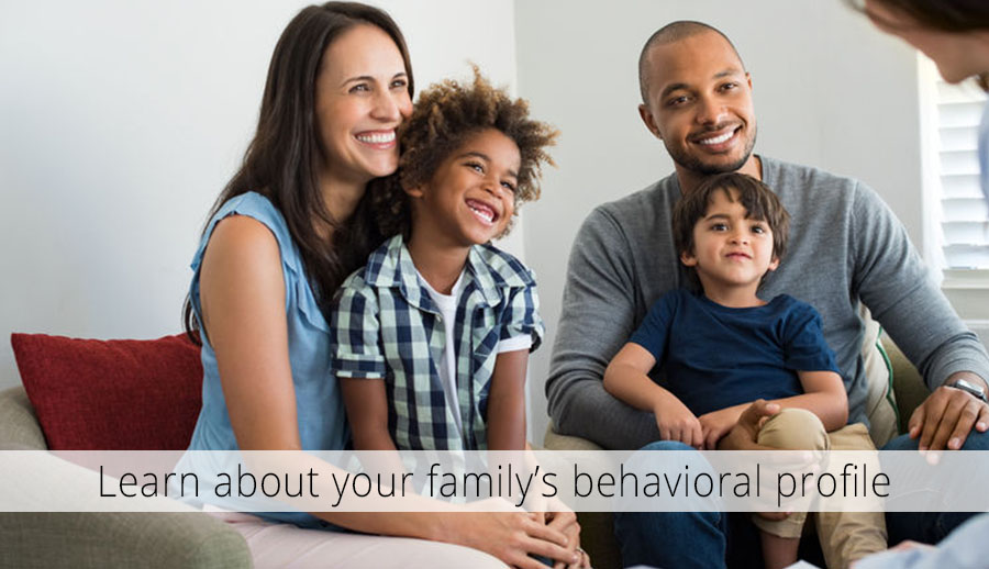 Family learning about their behavioral profile from DISC Temperament Assessment available at Weddings Made Simple   DISC Temperament Assessment, Pre and Post Marriage Coaching, Wedding Officiants and Wedding Ministers Naples Florida