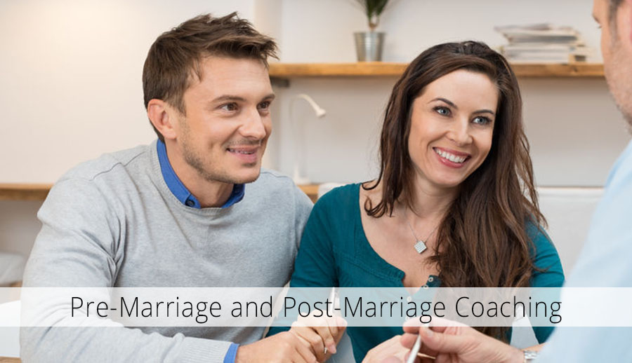 Couple sitting down with marriage coach   Pre-Marriage and Post-Marriage Coaching available by Weddings Made Simple DISC Temperament Assessment, Pre and Post Marriage Coaching, Wedding Officiants and Wedding Ministers Naples Florida