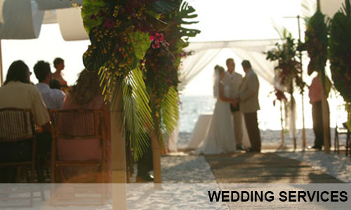 Naples Florida beach wedding ceremony Wedding Services offered by Weddings Made Simple | DISC Temperament Assessment, Pre and Post Marriage Coaching, Wedding Officiants and Wedding Ministers Naples Florida